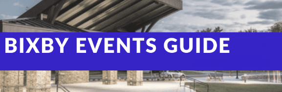 Bixby Events Guide Logo