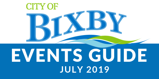 Events Guide July of 2019