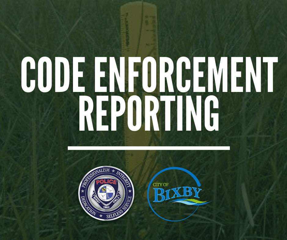 Online Code Enforcement Complaint Form News Banner