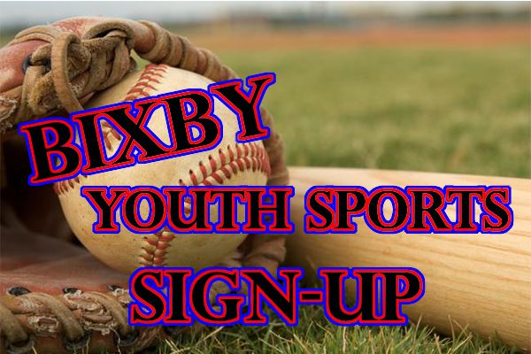 Youth Sports sign up graphic