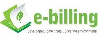 E-billing: Save Paper, Save Trees, Save the Enviroment!